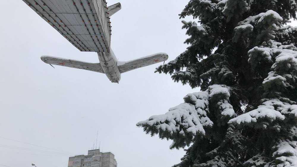 Штормовое предупреждение объявили на 11 февраля в Брянской области