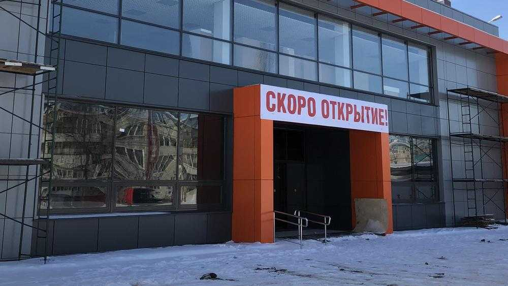 В Брянске покупатели получили сразу два магазина на Авиационной
