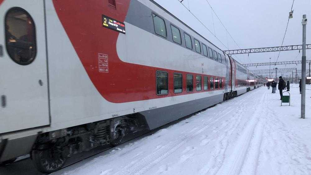 Перед 8 Марта резко подорожали билеты на поезда Брянск − Москва