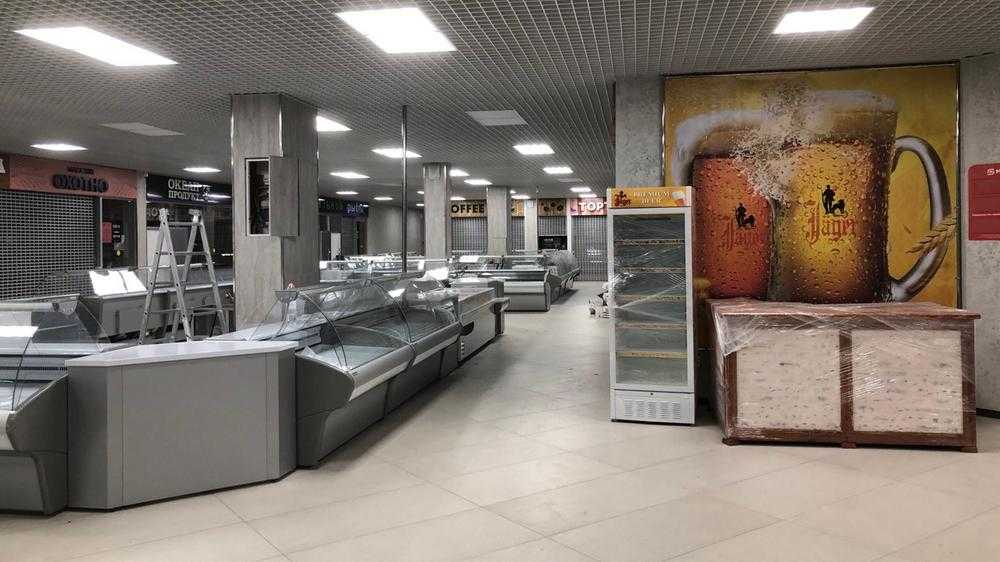 На Авиационной 20 февраля откроется магазин самого богатого брянца