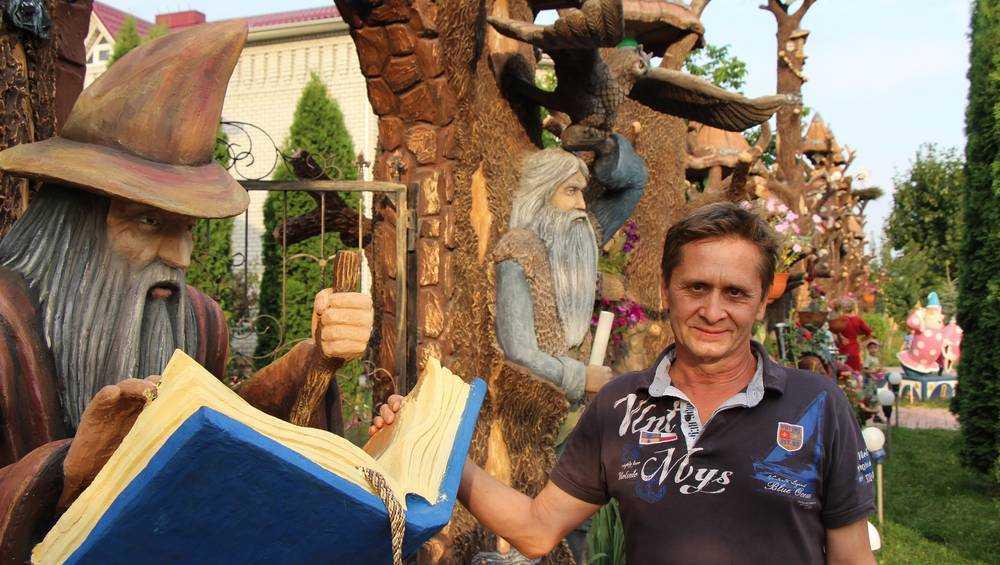 Брянский парк «Тридевятое царство» выдвинут на премию правительства РФ