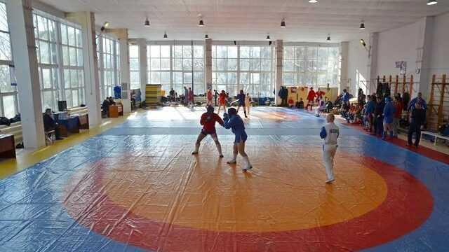 Команда УФСИН России по Брянской области победила в чемпионате по боевому самбо