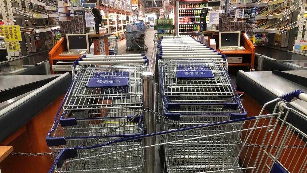 В Брянске гипермаркет «Линия» сообщил о странных переменах