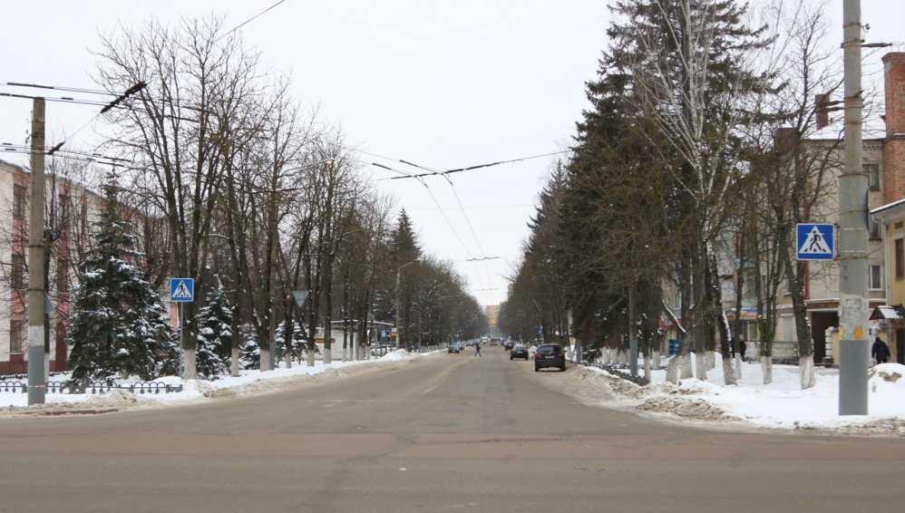 В Брянске для борьбы с лужами построят ливнёвку на улице Ульянова