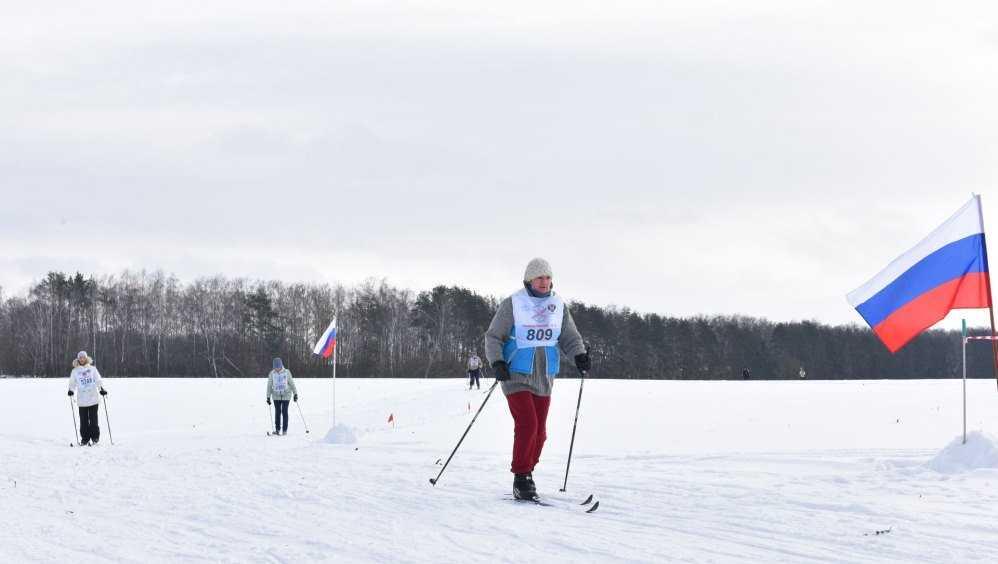 Брянский губернатор дал старт «доброй» лыжной гонке в Стародубе