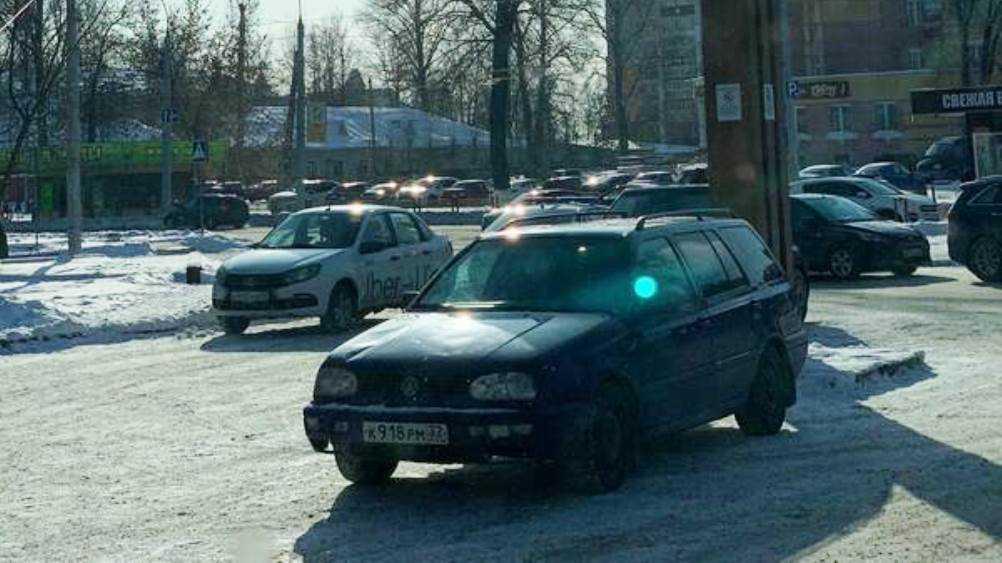В Брянске рассказали об охоте на автомобилистов возле «Макдоналдса»