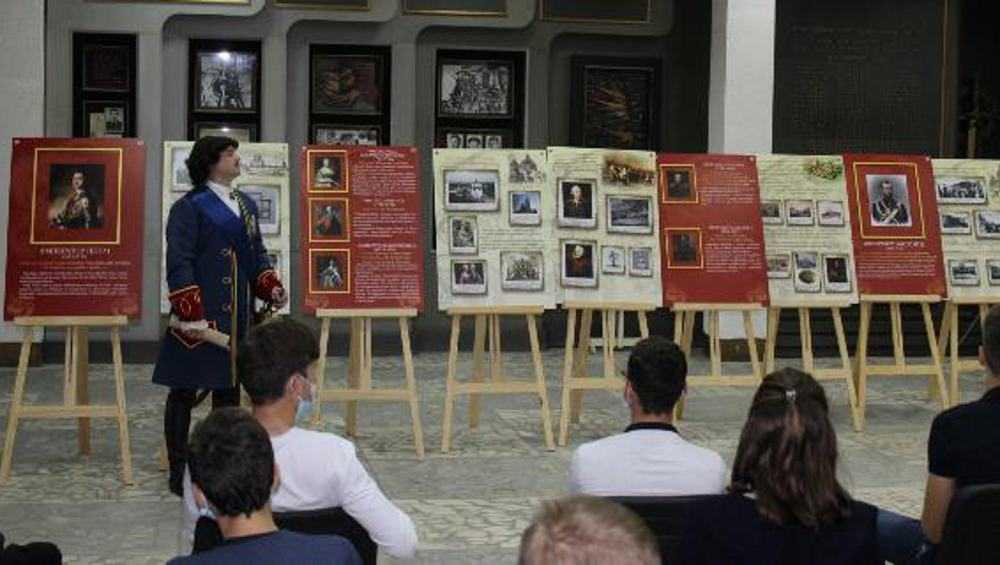 Выставка «Императорский маршрут» пройдет по районам Брянской области