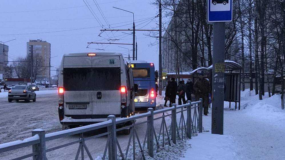 С 18 марта в Брянске изменится расписание автобуса №22