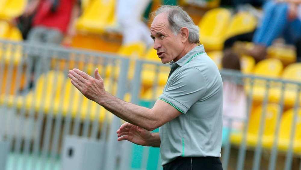 Брянское «Динамо» не отпустило желавшего уйти главного тренера Перевертайло