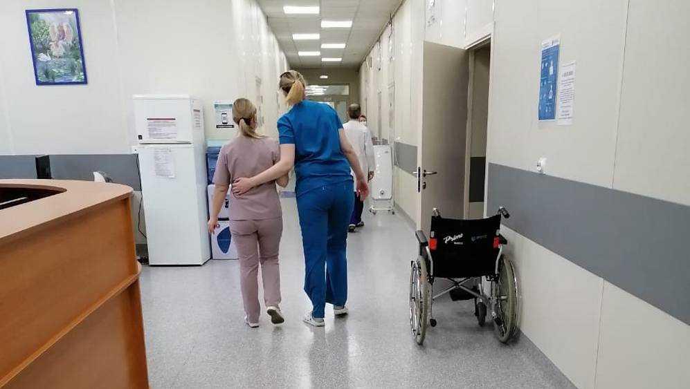 Брянский губернатор приказал завершить долгострой в больнице №4