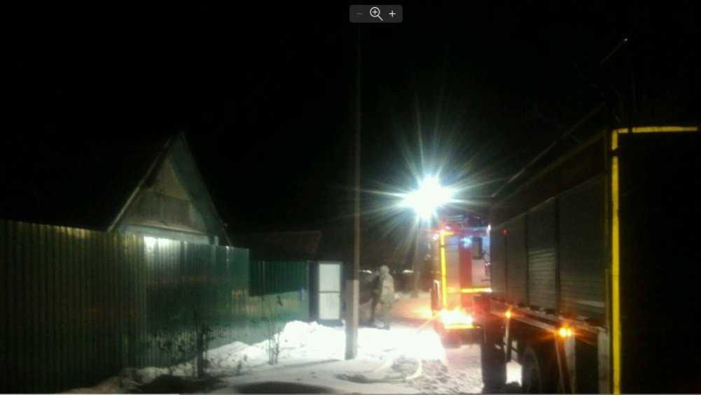 В Сураже Брянской области при пожаре погибла пожилая женщина