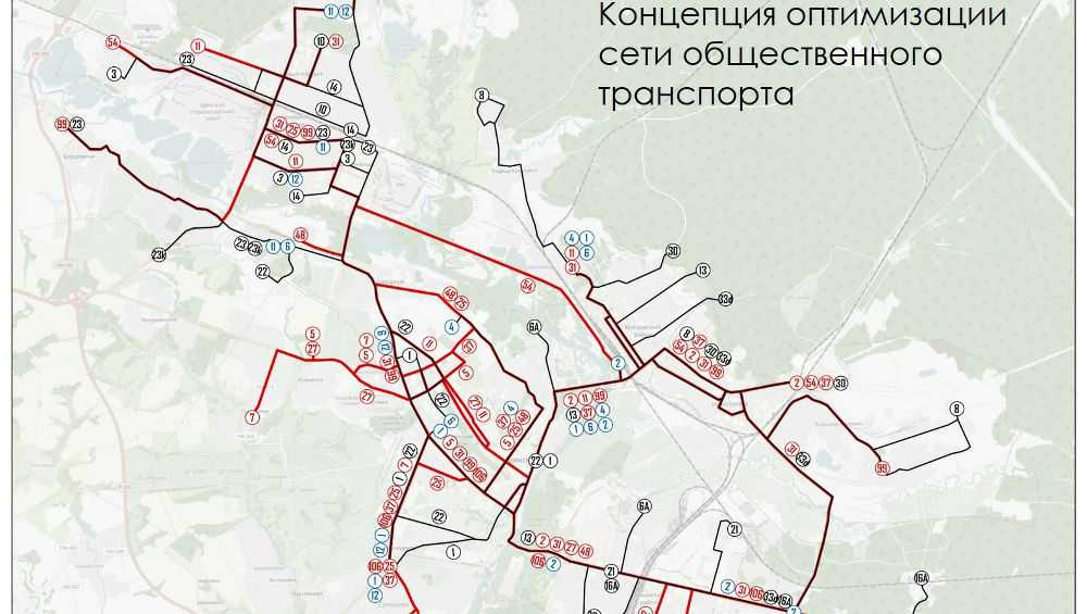 В Брянске пообещали очистить от пробок проспект Ленина и Красноармейскую
