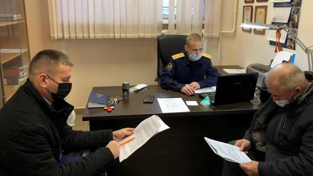 В Навле отдали под суд заместителя главы администрации Николая Шакина