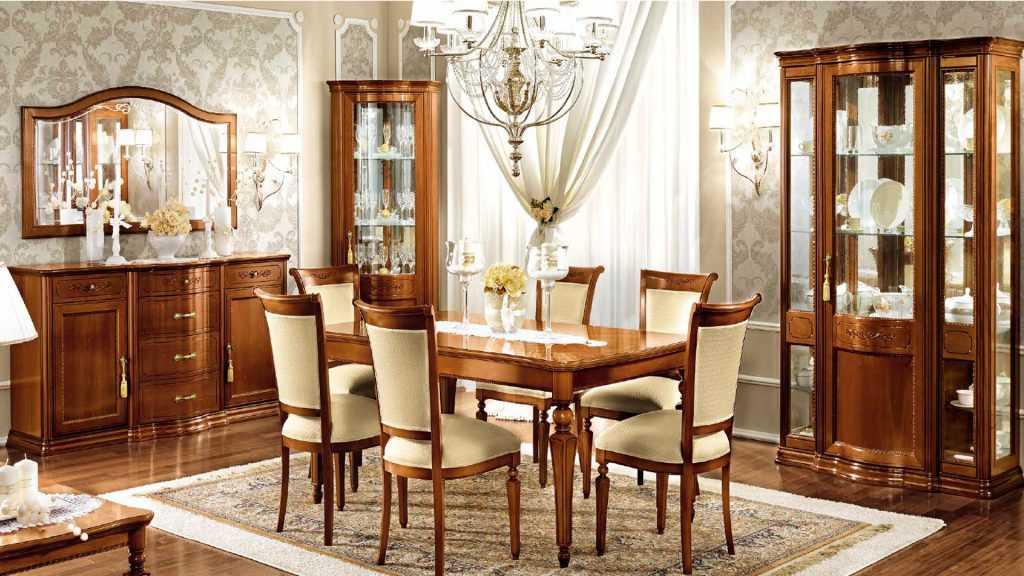 Особенности и преимущества итальянской мебели