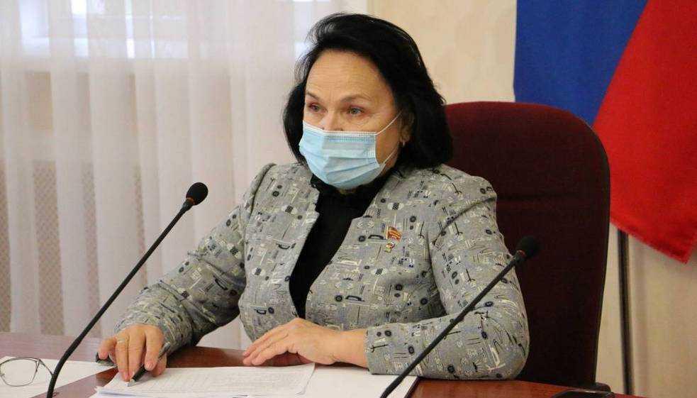 Людмила Журавлева: В 2021 году Брянская область на должном уровне продолжит решать вопросы, связанные с качеством образования