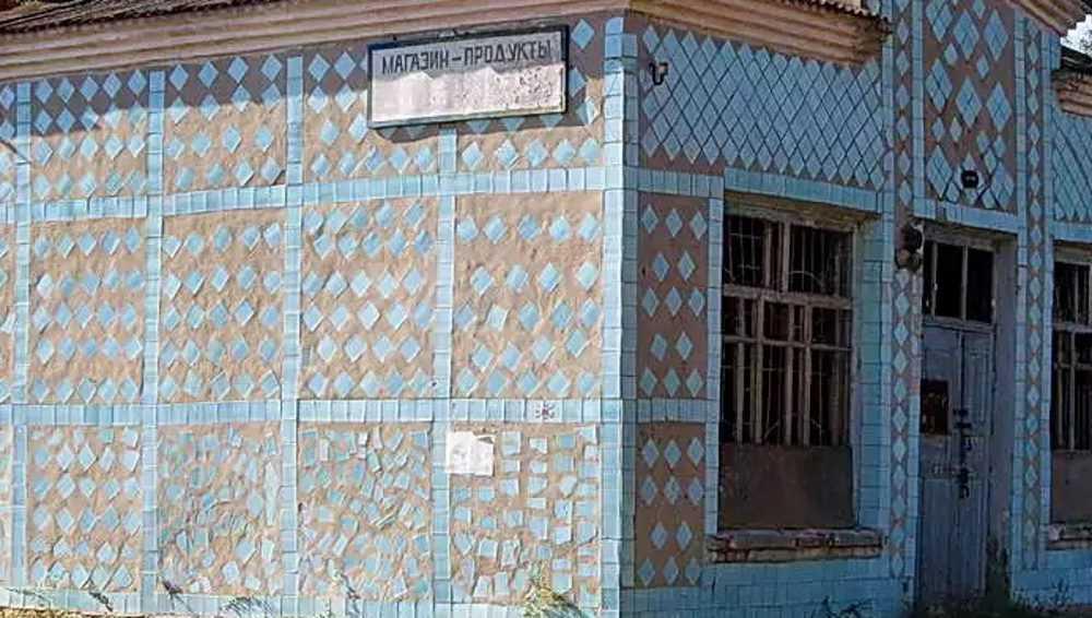 В Гордеевском районе закрыли входы в опасное заброшенное здание