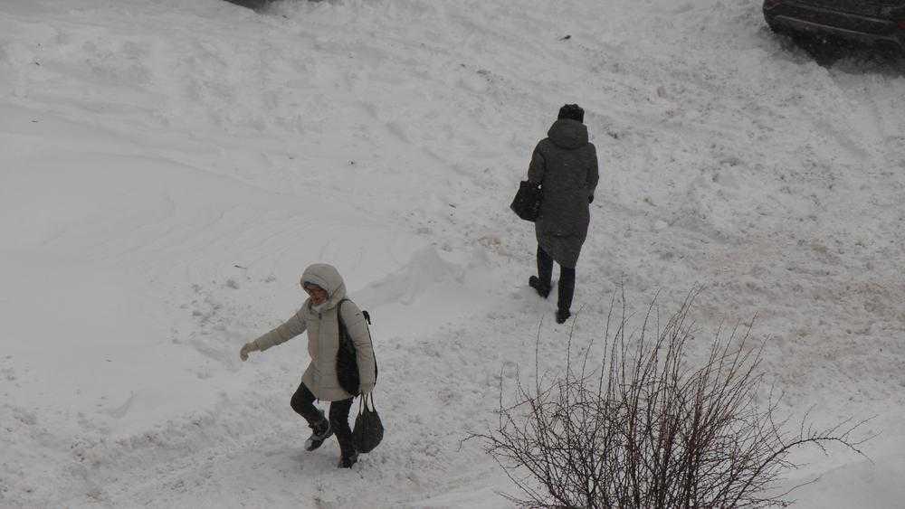 На брянцев обрушится неделя снежных испытаний