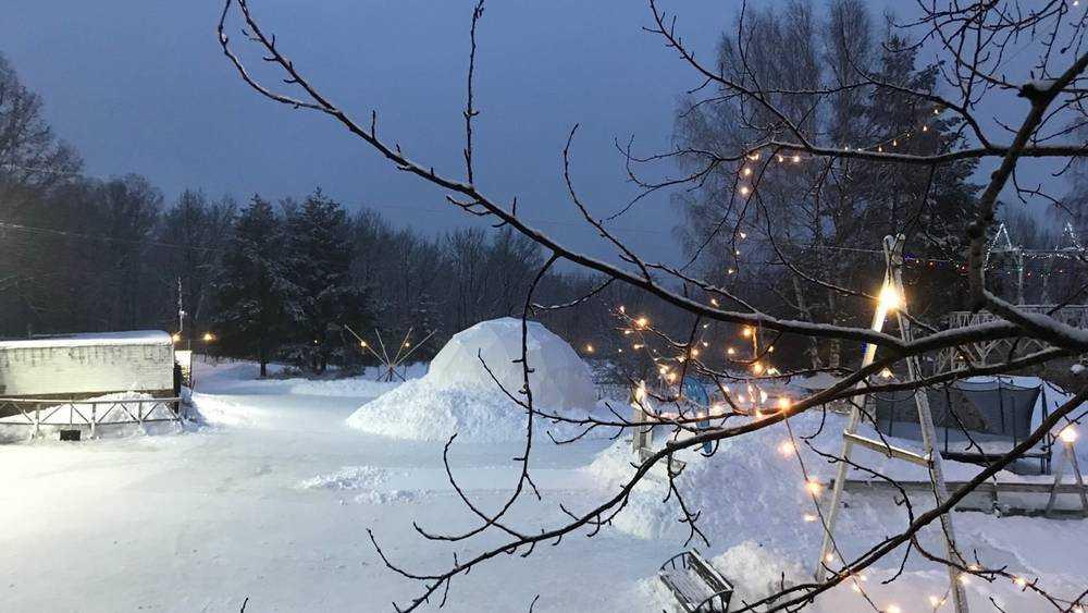 В Брянской области похолодает до 25 градусов мороза