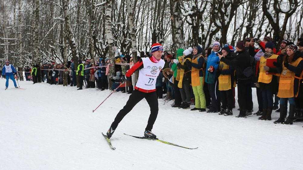 Власти Брянской области решили построить лыжную базу всероссийского уровня