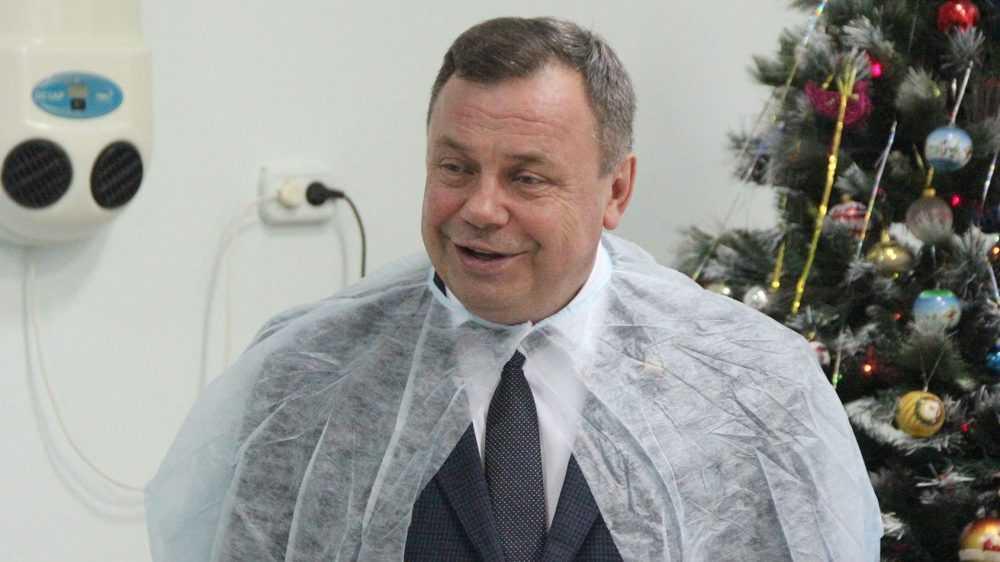 Врио замгубернатора Брянской области Оборотову продлили контракт