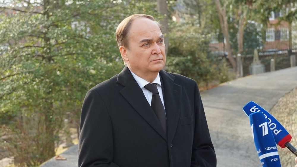 Российский посол поблагодарил американцев за извинения