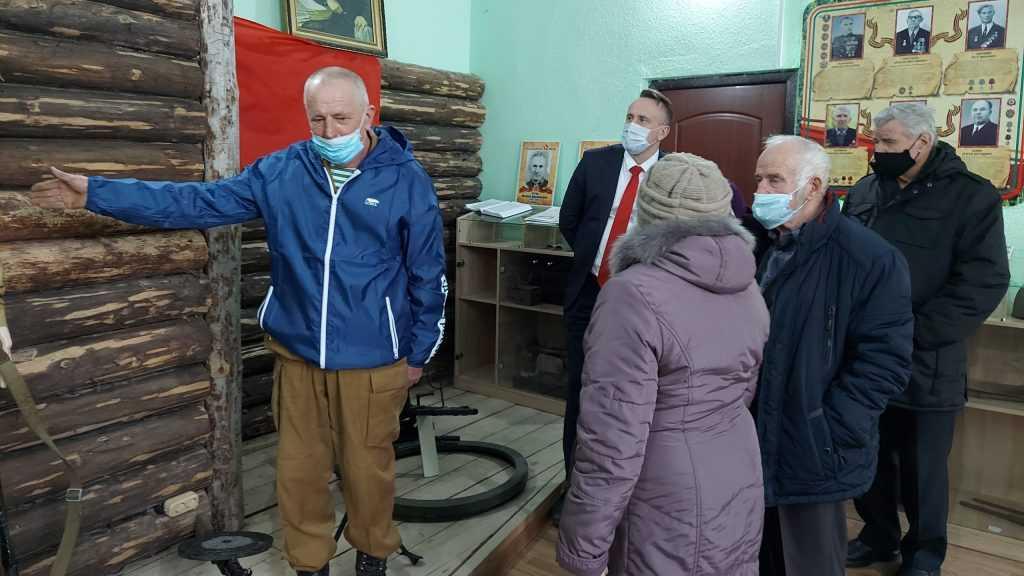 По инициативе депутата-единоросса в городе Фокино появился музей