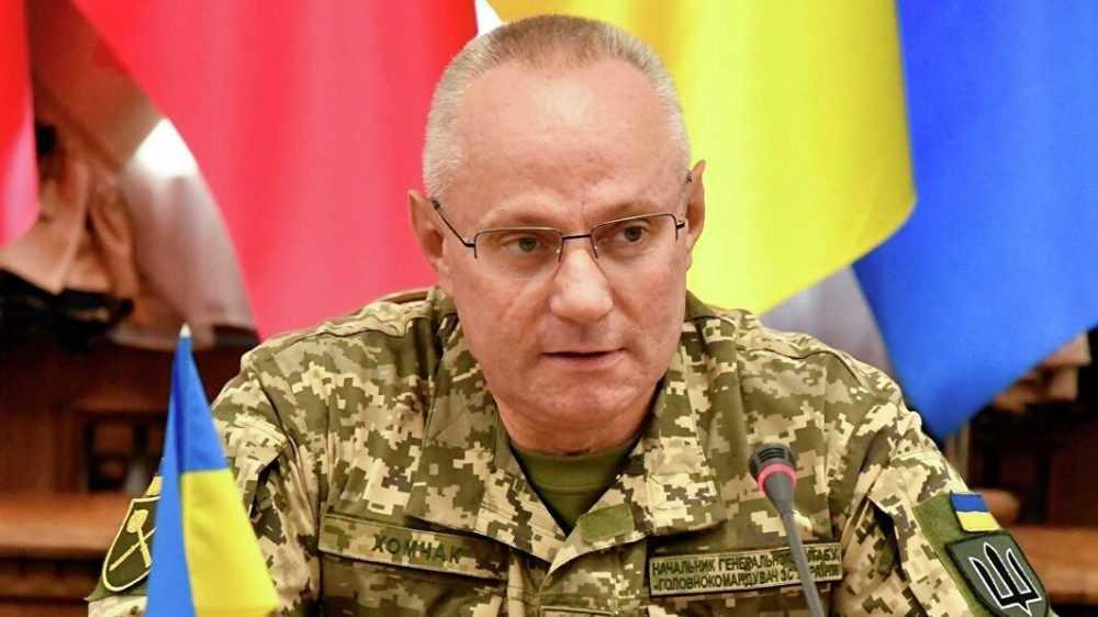 Украинцы рассмотрели готовую для нападения армию в Брянской области