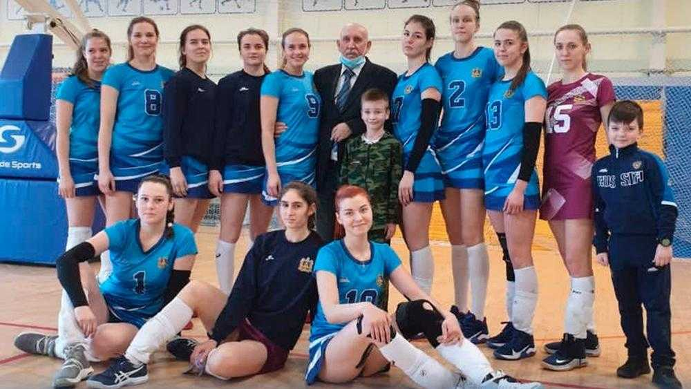 В Брянске 28 марта завершится тур чемпионата России по волейболу