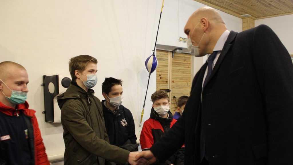 Депутат Валуев рассказал о доверии к нему жителей Брянской области