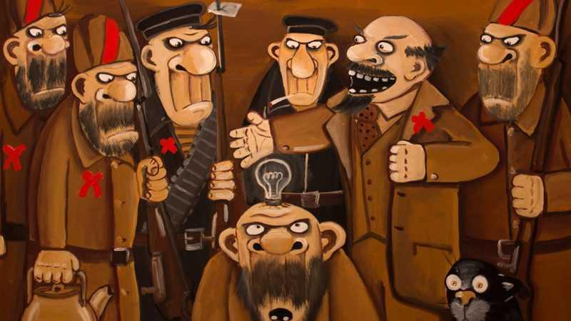 Коммунисты оправдали кровавый терроризм