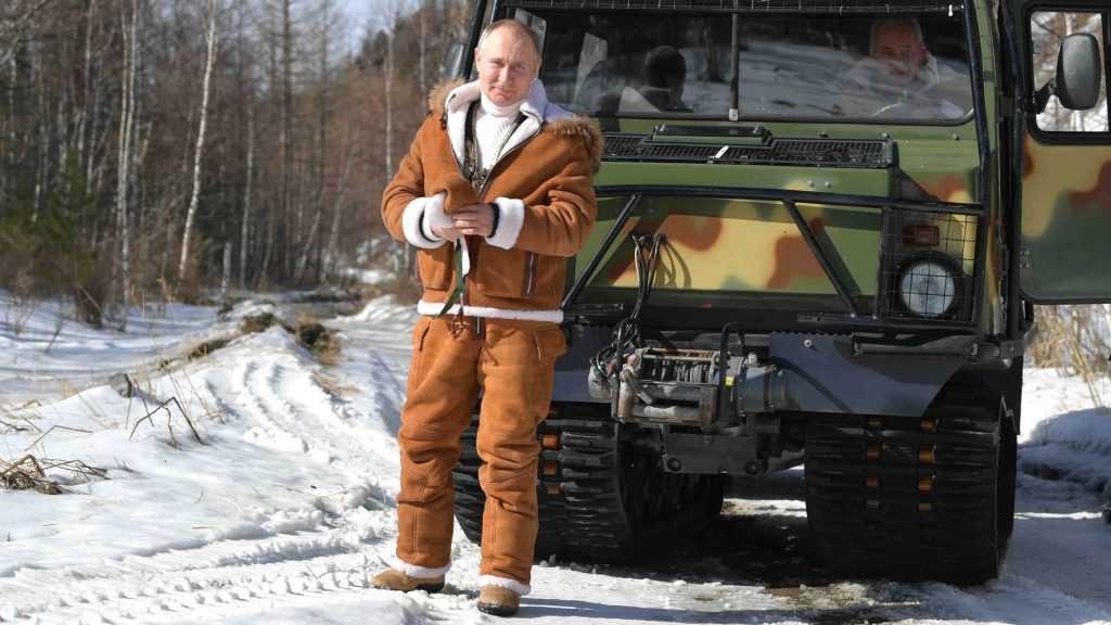 Директор мастерской рассказала, сколько стоит меховой костюм как у Путина