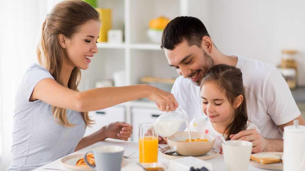 Быстрые и полезные завтраки перед школой