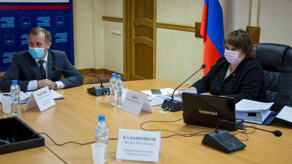 Депутаты Брянского горсовета поссорились из-за денег на свое содержание