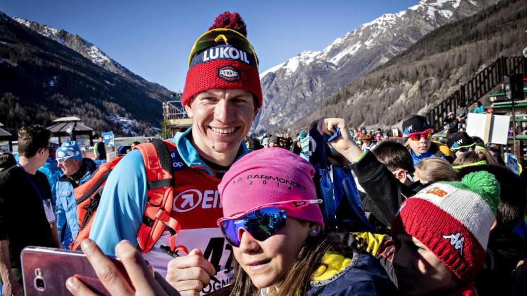 Норвежцам рассказали об уникальном брянском лыжнике