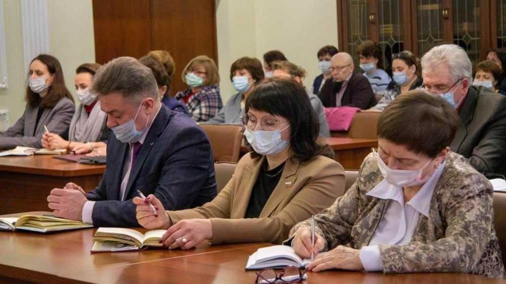 В Брянском госуниверситете выбрали декана и заведующего кафедрой