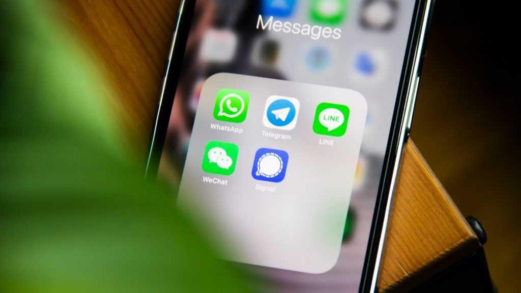 Стоит ли отказываться от Whatsapp?