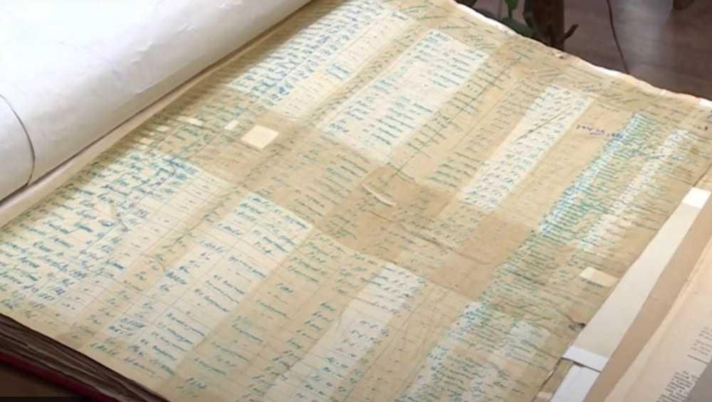В брянском архиве рассекретили полный список партизан