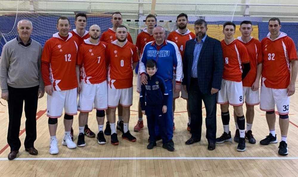 Брянские баскетболисты вышли на всероссийский уровень