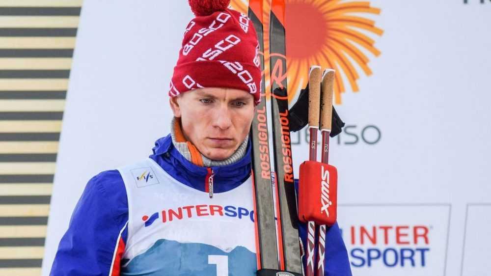 Путин поздравил брянского лыжника Большунова и назвал его героем