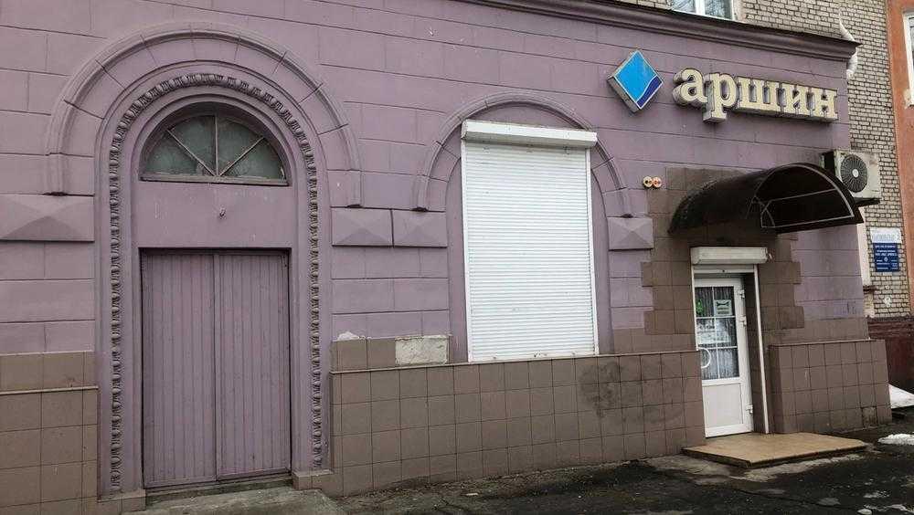 В Брянске изуродовали архитектурный стиль дома на Комсомольской