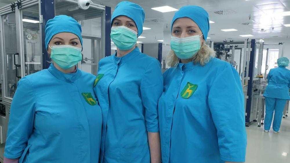 В Почепе Московский эндокринный завод создаст 1500 рабочих мест