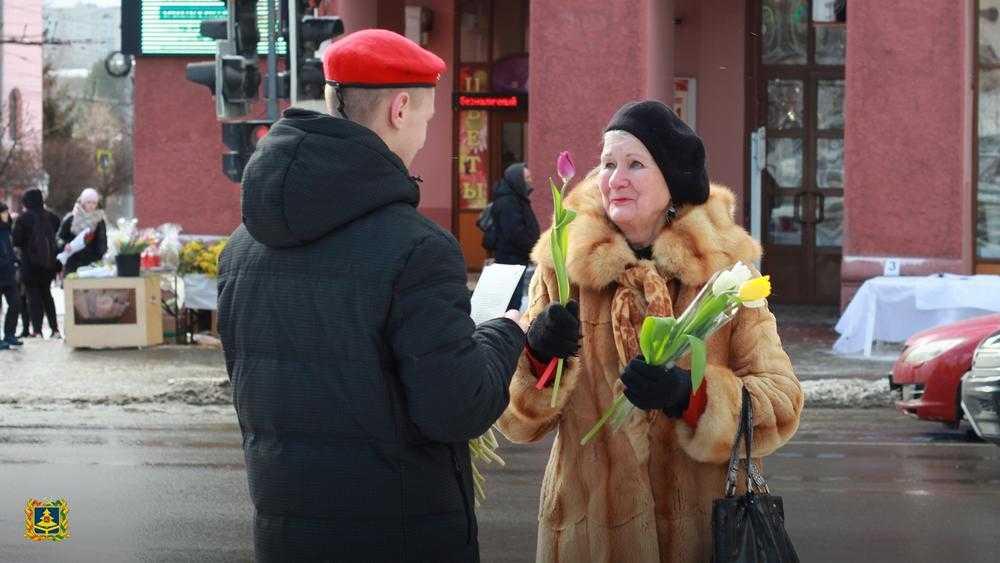 В брянском правительстве рассказали о праздновании 8 Марта