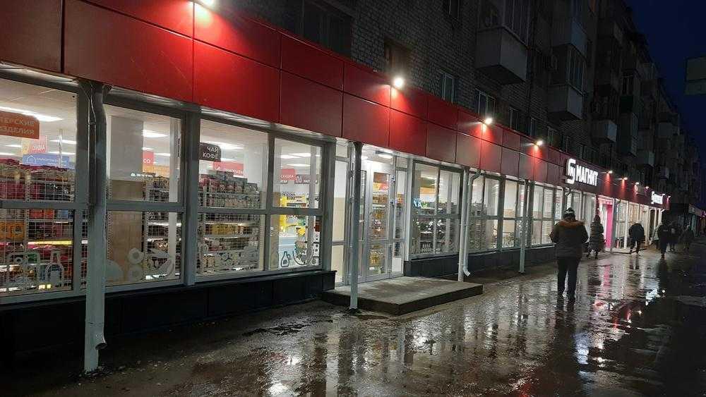 В Брянске на въезде в Бежицу открывается новый магазин «Магнит»