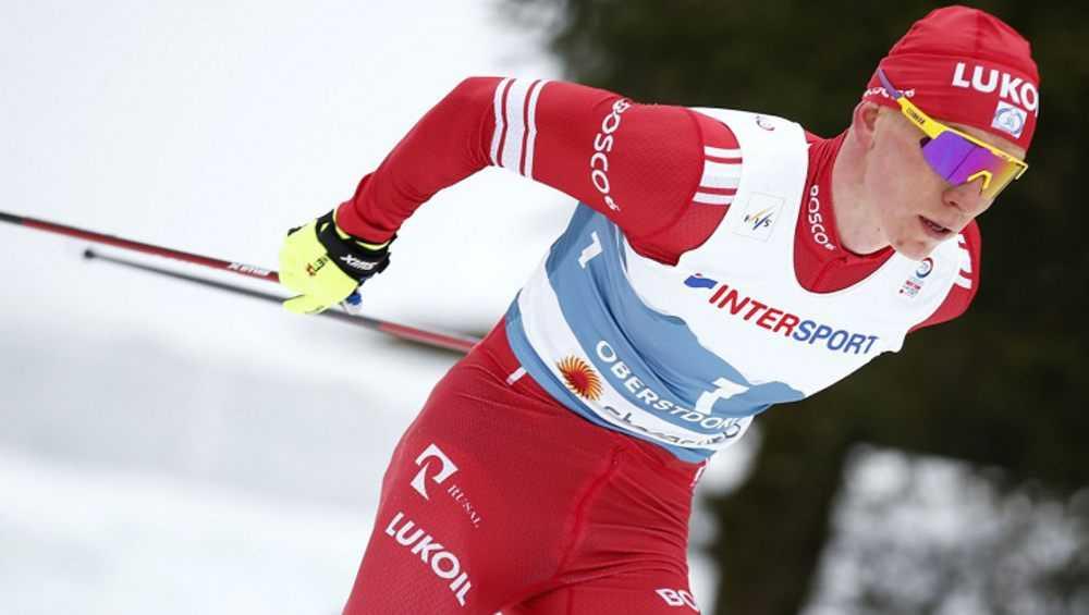 Брянский лыжник Большунов завоевал третью медаль на чемпионате мира
