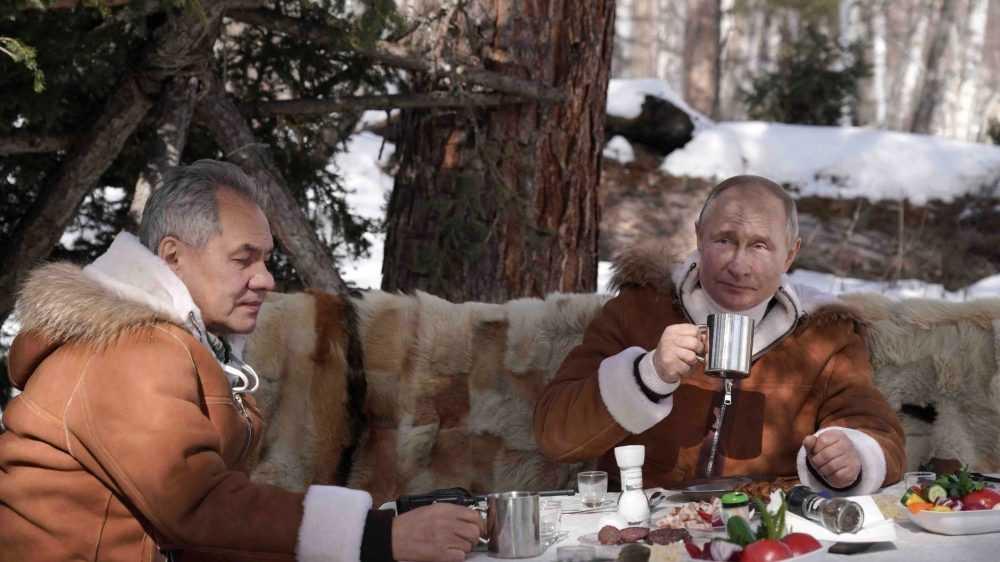 Песков рассказал, какую еду предпочитает Путин