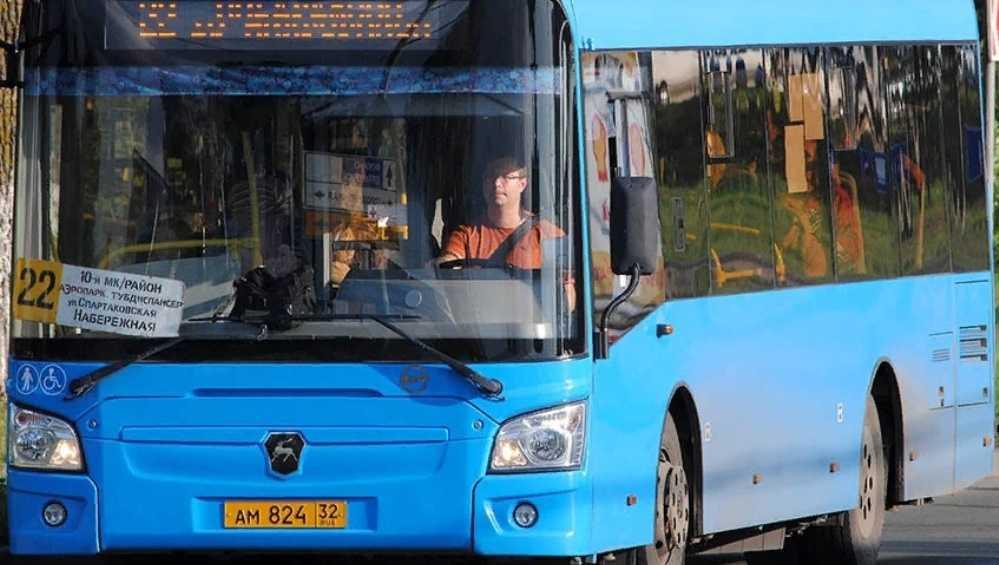 В Брянске изменилось расписание автобуса № 22