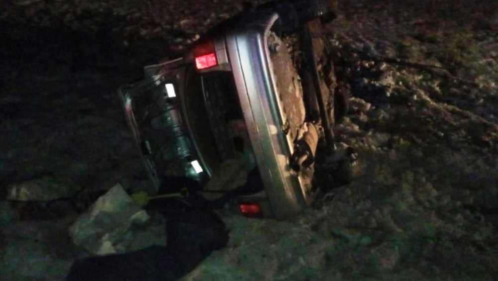 Под Суземкой Брянской области два человека погибли в аварии с фурой
