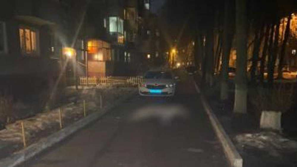 В Брянске арестовали водителя, задавившего пенсионерку во дворе дома