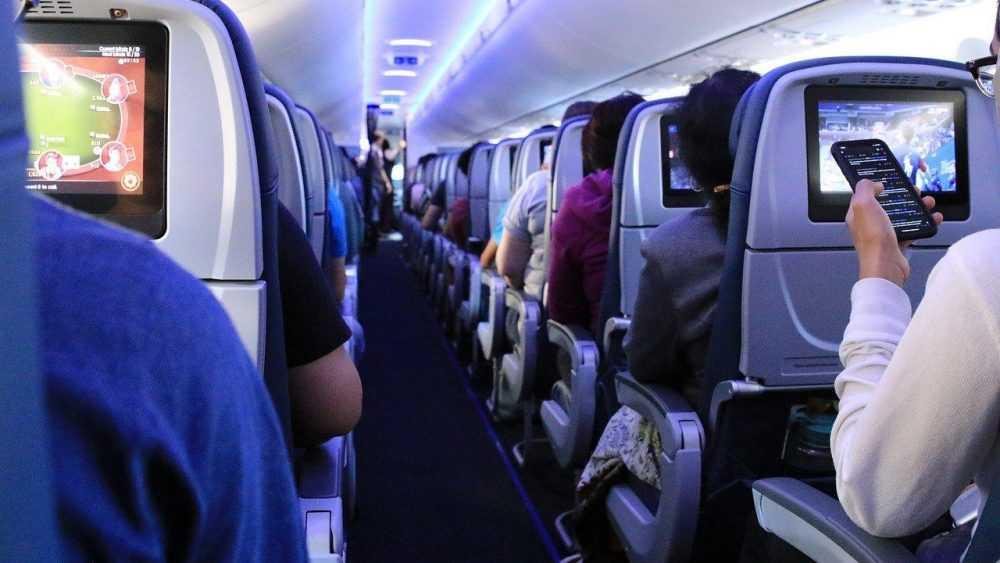 В России появится платный интернет в самолетах