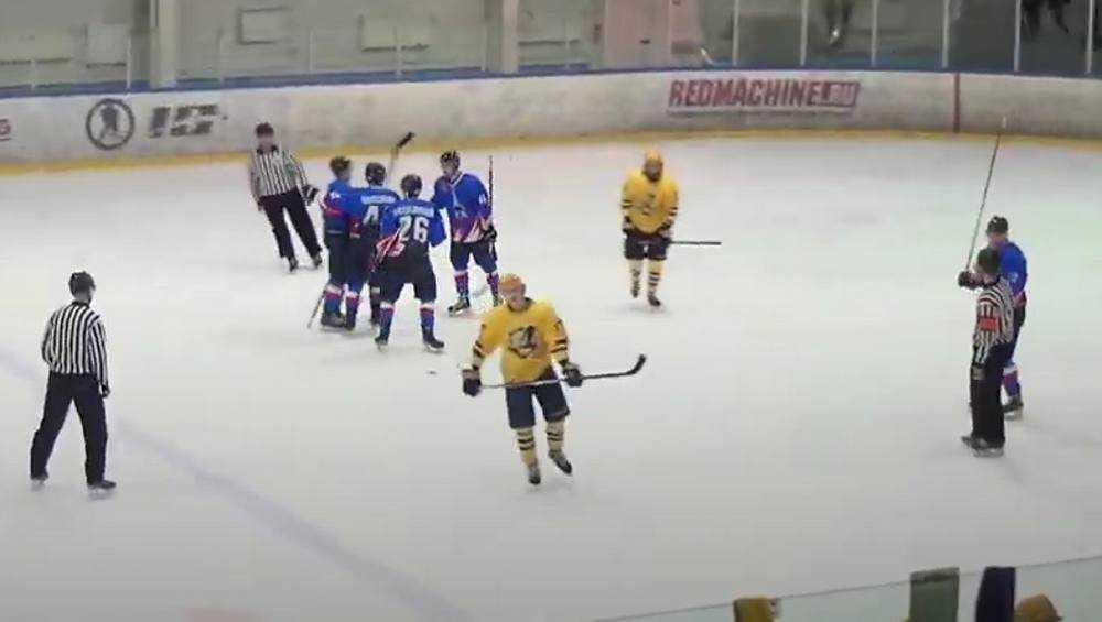 Брянские хоккеисты попали в плей-офф, несмотря на последнее поражение